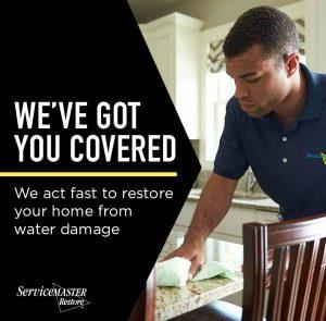 water damage restoration vero beach