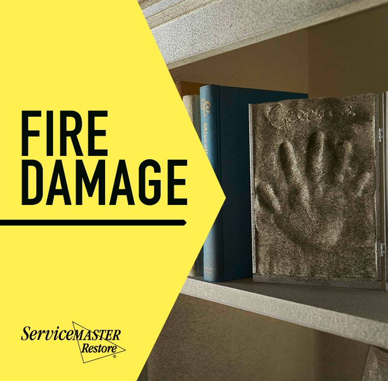 Fire & Smoke Damage Repair