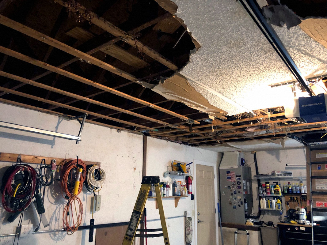 water damage north cocoa